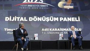 """Bakan Karaismailoğlu: """"Mikromobilite ve akıllı şehirler konusu gündemimizin 1'inci sırasında yer alıyor"""""""