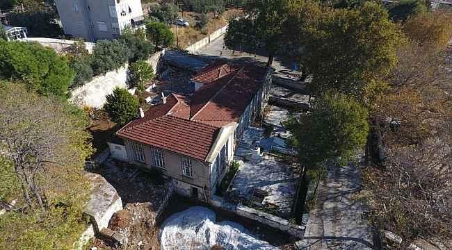 Balıkesir Büyükşehir Belediyesi tarihi yapıları şehre kazandırıyor
