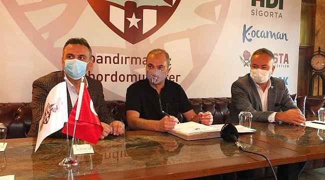 Bandırmaspor'da Erkan Sözeri dönemi