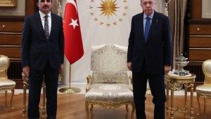 """Başkan Altay: """"Konyamız bu defa Cumhurbaşkanımızla gönülden kucaklaşacak"""""""