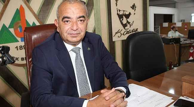 Başkan Bozkurt'tan Cumhuriyet Bayramı mesajı