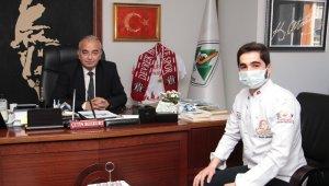 """Başkan Bozkurt,"""" Gençlerimize sahip çıkacağız"""""""