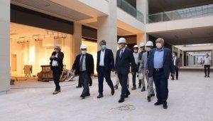 Başkan Özlü Sakarya'da AVM inceledi