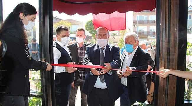 """Başkan Şahin, """"Osmaneli gastronomi şehri olacak"""""""
