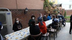 Başkan Taban nöbetçi kitaphanede öğrencilerle buluştu - Bursa Haberleri