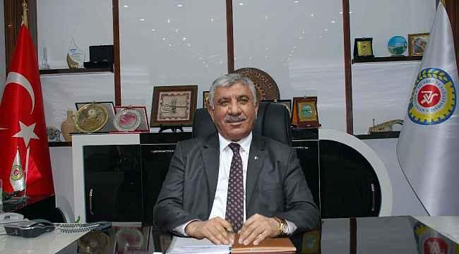 Başkan Uslu'dan 29 Ekim Cumhuriyet Bayramı mesajı