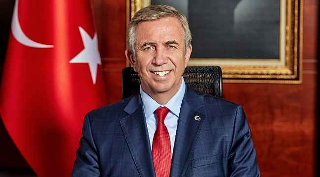 Başkan Yavaş 29 Ekim Cumhuriyet Bayramı'nı yayınladığı mesajla kutladı