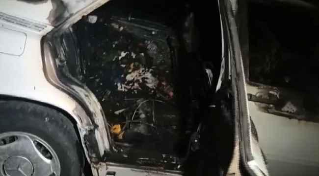 Başkent'te ehliyetsiz sürücü kaza yaptı: 4 yaralı