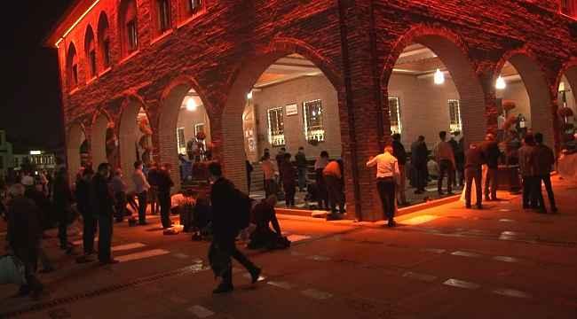 Başkent'te Mevlit Kandili dualarla idrak edildi