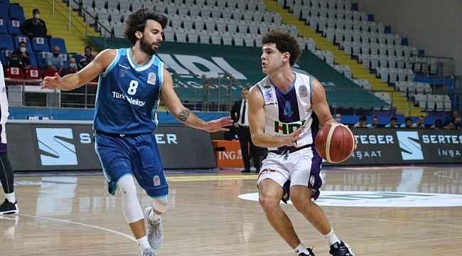 Basketbol Süper Ligi: HDI Sigorta Afyon Belediyespor: 84 - Türk Telekom: 89