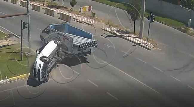 Batman'da trafik kazaları KGYS'ye yansıdı