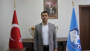 BB Erzurumspor Başkanı Hüseyin Üneş'in korona virüs testi pozitif çıktı