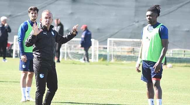 BB Erzurumspor, Galatasaray maçı hazırlıklarını tamamladı