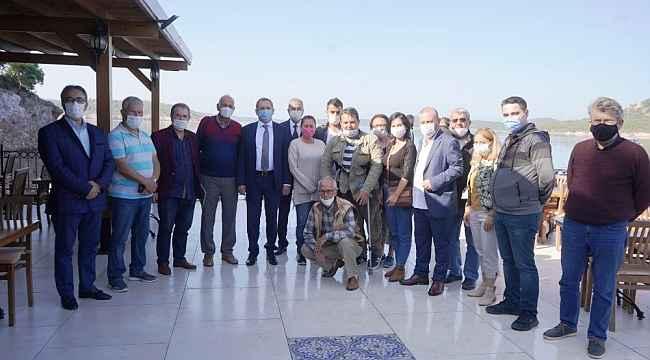 """Belediye Başkanı Ergin, """"Ayvalık cazibe merkezi oldu"""""""