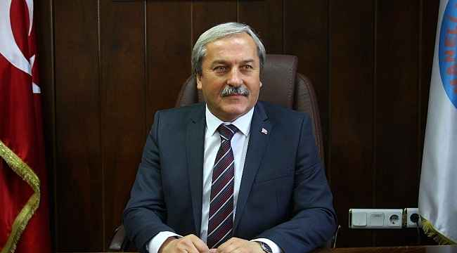 Belediye Başkanı Şahin'in 29 Ekim Cumhuriyet Bayramı mesajı