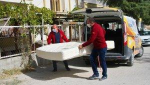 Beypazarı Belediyesi ''Kimsesizlerin Kimi'' olmaya devam ediyor