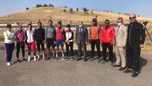 Biathloncular güç depoluyor