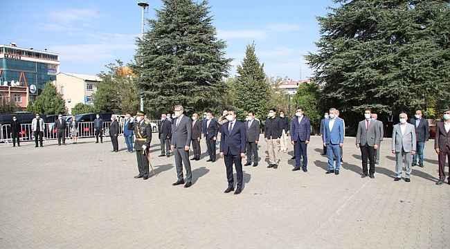 Bingöl'de 29 Ekim Cumhuriyet Bayramı kutlamaları
