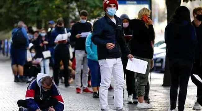 Binlerce kişi kontrollü bir ortamda koronavirüse yakalanmak için gönüllü oldu
