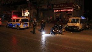 Birlikte yemeğe gittiği kişi tarafından vurulan şahıs ağır yaralandı