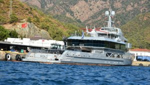 Bu yatın haftalık kirası 950 bin euro