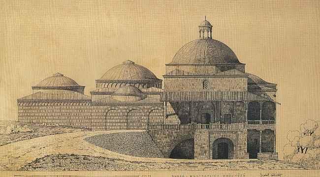 Bursa 6 asırlık mimarîyle Avrupa vitrininde - Bursa Haberleri