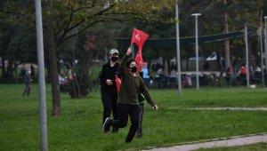 Bursa'da 29 Ekim coşkusu