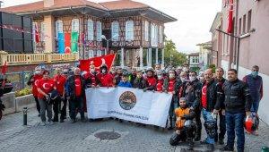 Bursa'da motorize coşku - Bursa Haberleri