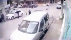 Bursa'da ölümden kıl payı kurtuldu