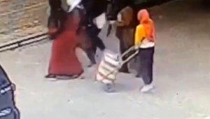 Bursa'da yok artık dedirten hırsızlık kameralara yansıdı - Bursa Haberleri