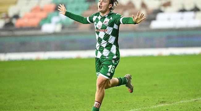 Bursaspor 9 yıl sonra en gollü başlangıcı yaptı - Bursa Haberleri
