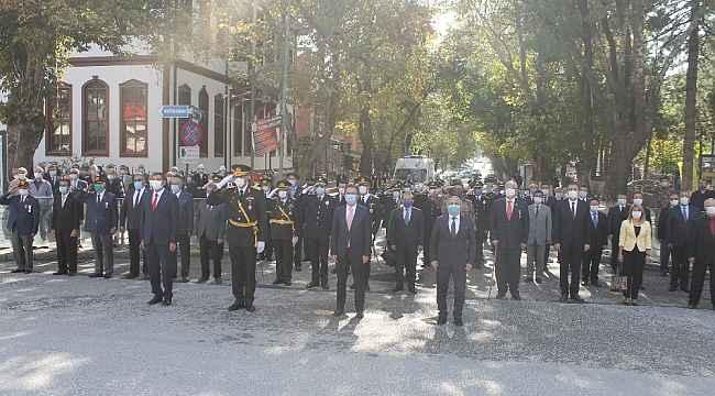 Çankırı'da 29 Ekim kutlamaları