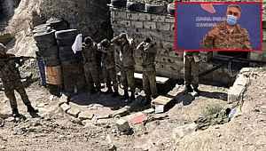 Cephede hezimet yaşayan Ermenistan yenilgiye kılıf uydurdu: