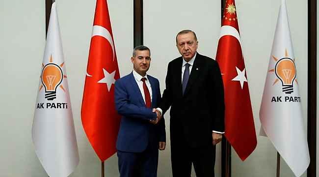 Çınar, tüm Malatyalıları Cumhurbaşkanı'nın etrafında kenetlenmeye davet etti
