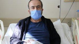 """Covid-19 hastası: """"Torunu kucaklayıp öpüyorduk, 2 gün ateşlendi sonra kenara çekildi"""""""