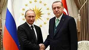 Cumhurbaşkanı Erdoğan ile Putin, Dağlık Karabağ'ı telefonda görüştü