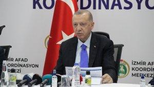 """Cumhurbaşkanı Erdoğan: """"Şu an itibariyle 37 vefatımız, 885 yaralımız var"""""""
