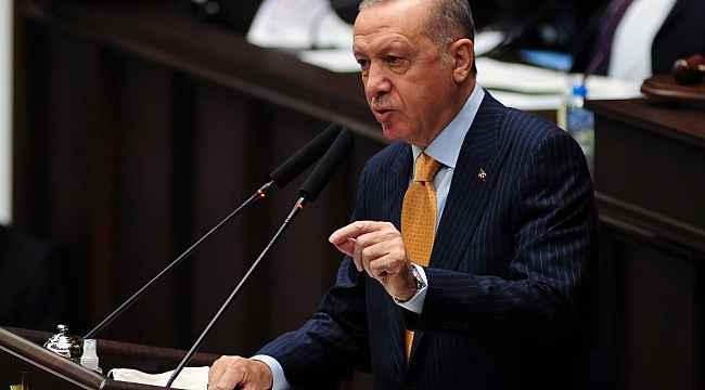 Cumhurbaşkanı Erdoğan'dan Fransız dergisinin çirkin paylaşımlarına tepki