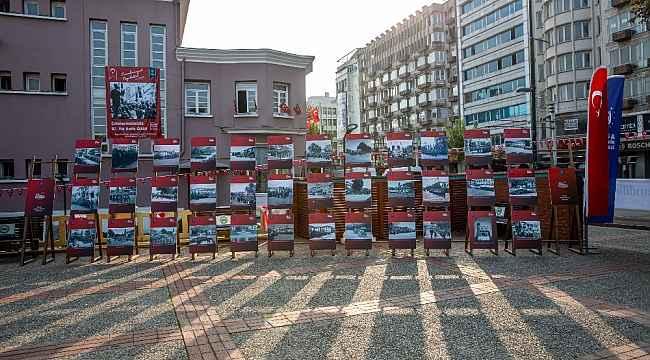 Cumhuriyet coşkusu Bursa'yı sardı