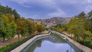 Dilek Uyar'ın objektifinden Çubuk-1 Barajı'nın görülmeye değer fotoğrafları