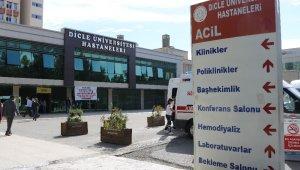 Diyarbakır'da vaka sayısındaki düşüş nedeni ile kapatılan yoğun bakım poliklinikleri yeniden açılıyor