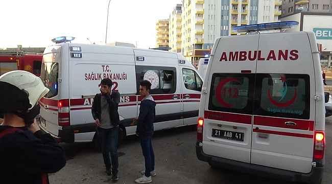 Diyarbakır'daki yangında ağır yaralanan kadın hayatını kaybetti