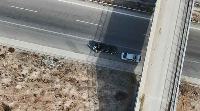 Drone ile tespit edilip, gözaltına alınan 7 uyuşturucu satıcısı tutuklandı