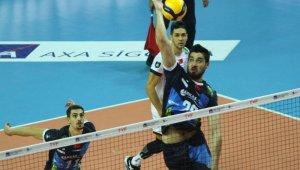 Efeler Ligi: İstanbul Büşükşehir Belediyespor: 1 - Arkas Spor: 3