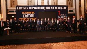 Eğitimde Türkiye markası gururu