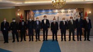 Emniyet Genel Müdürü Aktaş Erzurum'da
