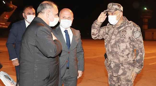 Emniyet Genel Müdürü Mehmet Aktaş Ağrı'da