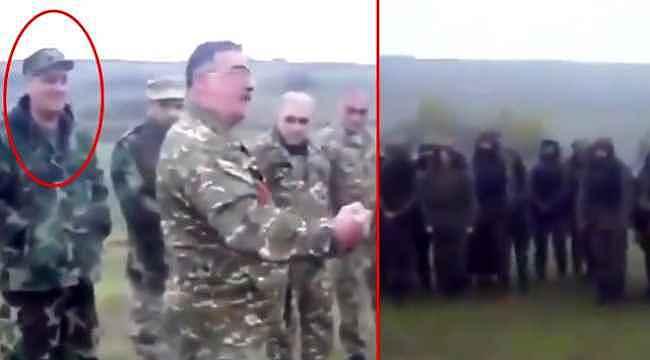 """Ermeni komutan cepheden kaçan askerlerini ikna etmeye çalıştı: """"Görevinize devam edin"""""""