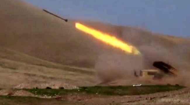 Ermenistan, Azerbaycan'ın Nahçıvan Özerk Cumhuriyeti'ndeki Ordubad iline roketle saldırdı