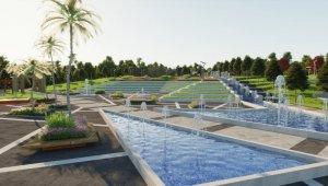 Eyyübiye Millet Bahçesi projesindeki alan genişletildi